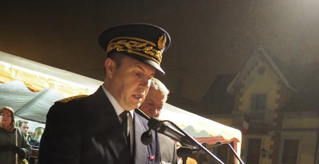 Sébastien Cecchi est le nouveau sous-préfet de Corte