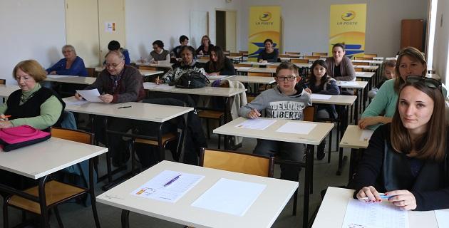 Ajaccio a accueilli l'une des 23 finales régionales des Timbrés de l'orthographe 2016