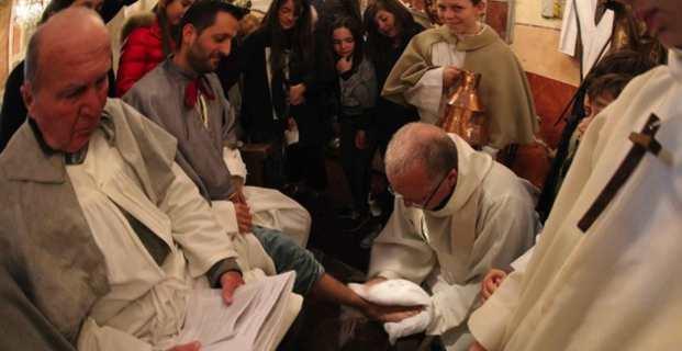 Calvi : Ferveur et tradition pour A lavanda du Jeudi Saint