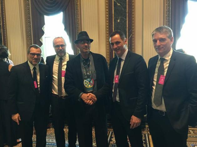 """Paul Rognoni, le producteur corse reçu à la Maison Blanche : """"Cela nous permet d'être dans l'ouverture"""""""