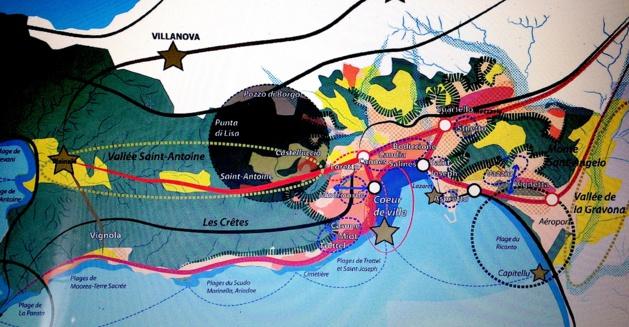 Plan d'aménagement et de développement durable d'Ajaccio : Une stratégie ambitieuse et volontaire