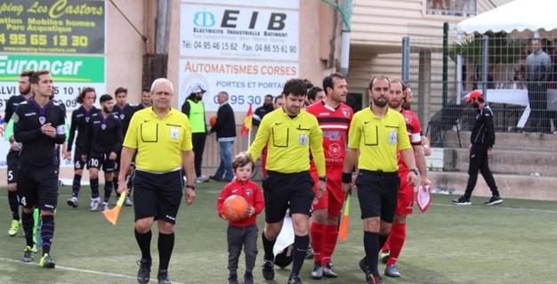 Coupe Corse: L'ACA à l'usure face au FC Squadra Calvi