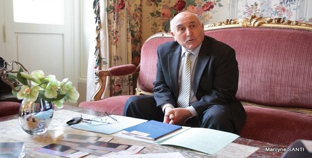 Félix Squarcini, délégué du Défenseur des Droits en Corse-du-Sud