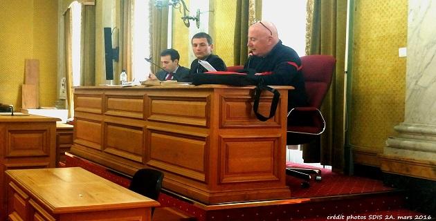 SDIS de Corse du Sud : Les 15 lauréats du concours de sapeurs-pompiers seront engagés