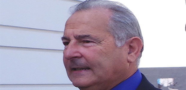 Jacques Costa, maire de Moltifao, président du parc naturel régional de Corse (PNRC) et ancien vice-président du conseil général de la Haute-Corse.