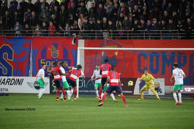 GFCA-Saint Etienne (0-2) : Force, efficacité, aisance, les Stéphanois ont maîtrisé