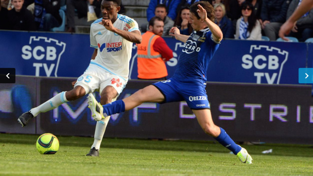 Le Sporting assure son maintien en dominant l'OM