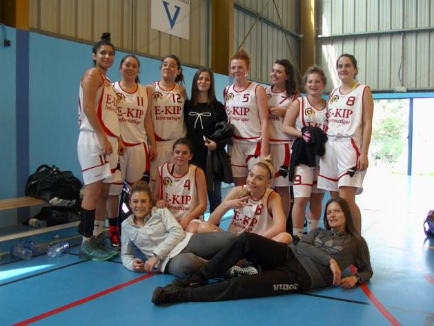 Basket : Les demoiselles de Furiani rempileront en Nationale 3