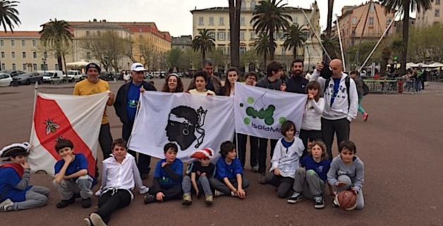 Corsica è Elba : Isule surelle