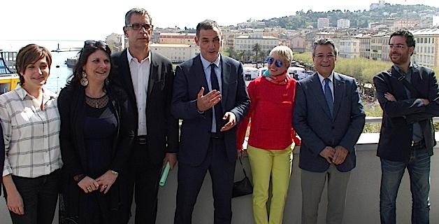 La 23ème conférence annuelle de l'audiovisuel méditerranéen se déroule en Corse