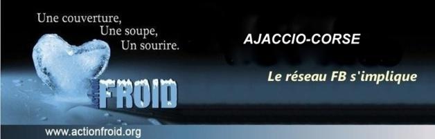 Ajaccio :  ActionFroid organise une opération caddie au carrefour market