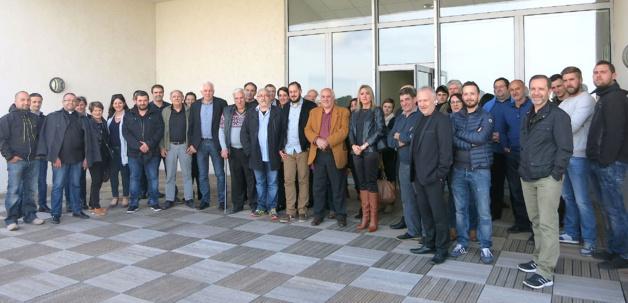 """""""Corsica, Una Via Romana"""" : Une projection particulière pour l'Associu Guardia Papale"""
