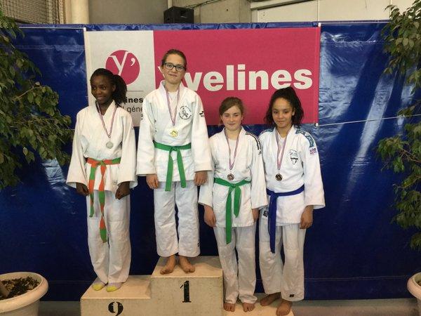 Orso Dermée-Ferracci : Un Ajaccien champion d'Ile-de-France de Judo à 13 ans