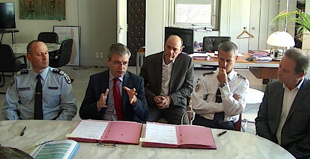 Vols sur le réseau de télécommunication en Haute-Corse : Une convention pour prévenir et appréhender