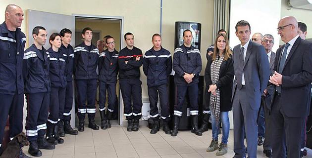"""Congrès national des sapeurs-pompiers : """"Pendant 3 jours, Ajaccio sera la plus grande caserne de France"""""""