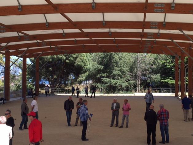 Bastia : Les Restos du cœur investissent le boulodrome de Lupino