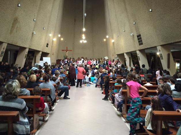 Bastia célèbre le jubilé diocésain des enfants