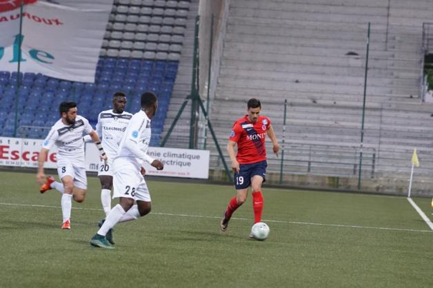 Football National : Le CAB chute à Châteauroux
