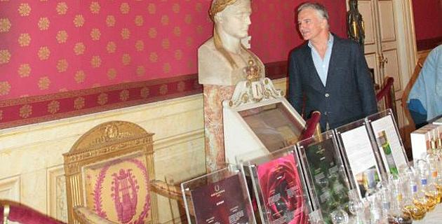 Marc-Antoine Corticchiato avait été distingué  par la ville d'Ajaccio pour son premier prix.