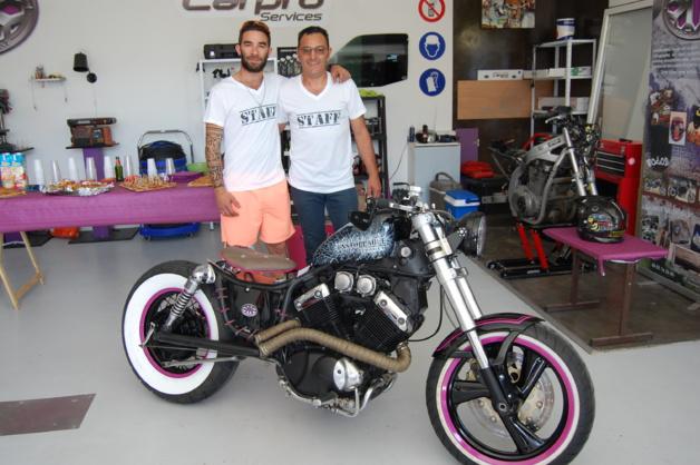 A l'Ile-Rousse un centre performant dédié à la moto