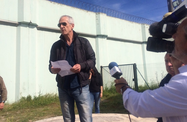 François Acquaviva se réjouit de l'annonce de la libération de Jean-Louis Emmanuelli