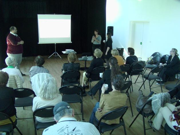 Bastia : Lecture numérique à L'Alb'Oru