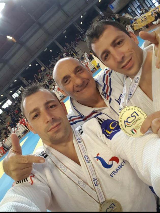 ju-jitsu : Les frères Beovardi brillent en Italie
