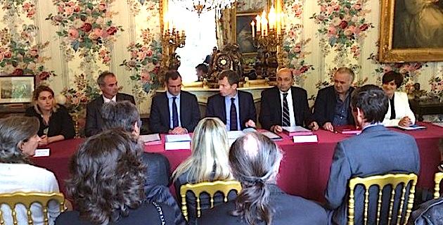 Convention « un million de formations pour les personnes en recherche d'emploi » : En Corse aussi