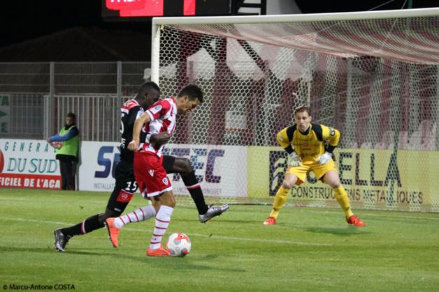 ACA-Valenciennes vu par Baptiste Gentili : En panne d'efficacité