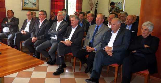 Primaire à droite : Le Comité de soutien à Alain Juppé en ordre de marche autour de Jean Baggioni