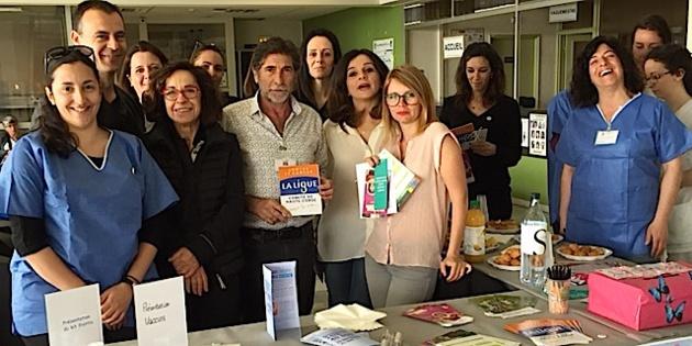 Bastia : Sensibilisation au dépistage et à la prévention du cancer du col de l'utérus