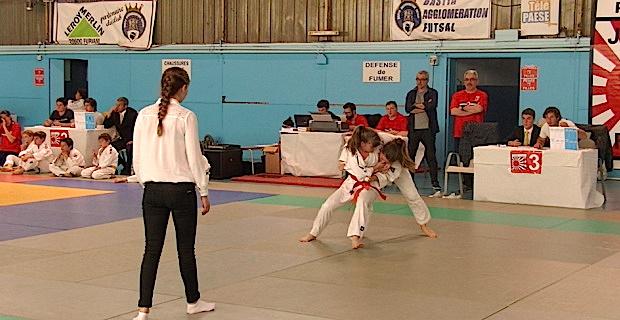 Challenge Pierre-Murati de judo : Furiani maître chez lui