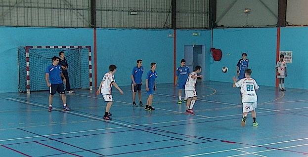Le Fenix Toulouse hôte du Bastia Handball