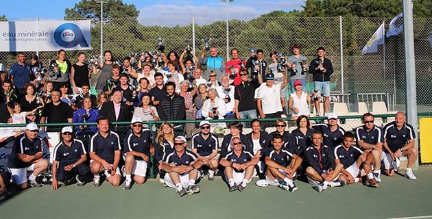 Les 30èmes championnats de Corse de tennis à Calvi du 12 au 16 mai