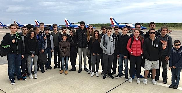 La promotion 2016 des candidats au BIA en haute Corse