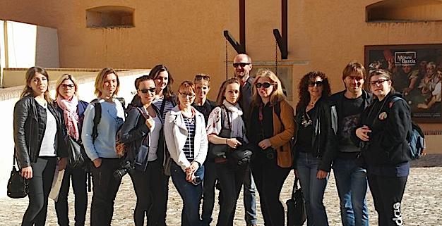 """Deux jours de """"Blog session"""" en Haute-Corse pour 8 jeunes femmes"""