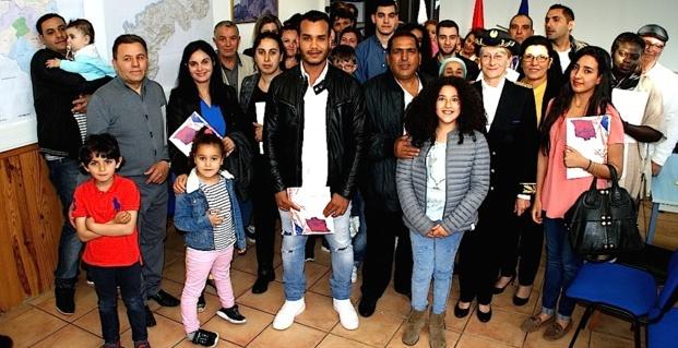 37 naturalisations à la sous-préfecture de Calvi