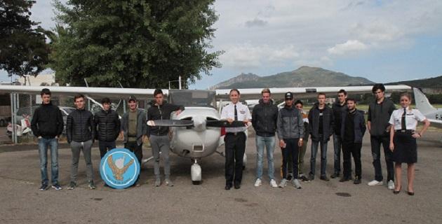 Ajaccio : L'armée de l'air offre des baptêmes de l'air pour susciter des vocations