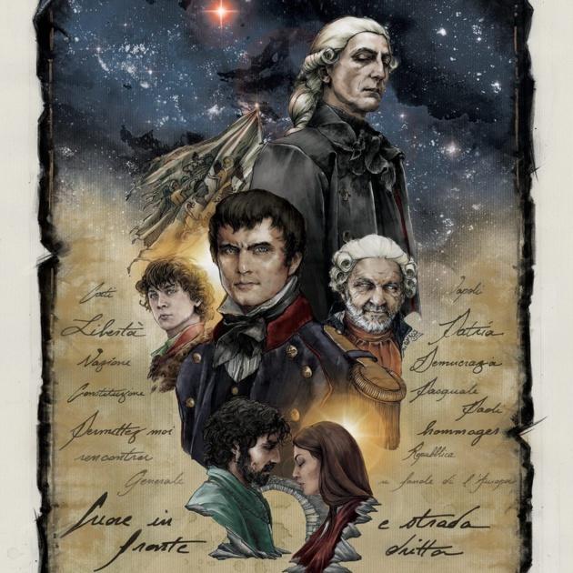 L'affiche du film signée par Raphaël Poletti