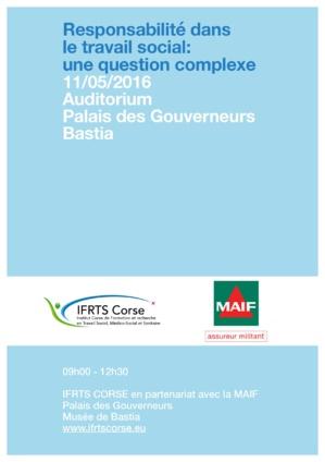 Bastia : Une conférence sur le travail social