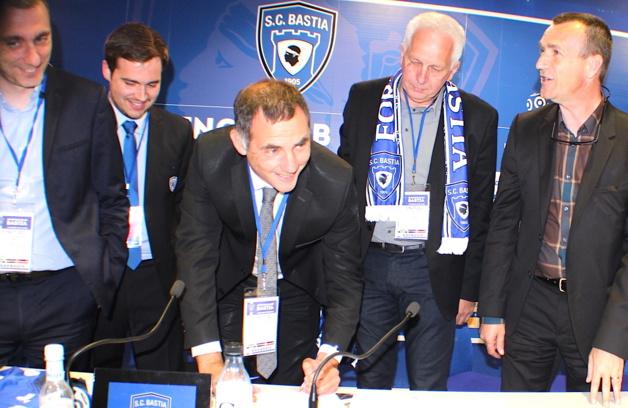 Sporting di Bastia-Angers : 24, 300, 603, 111…