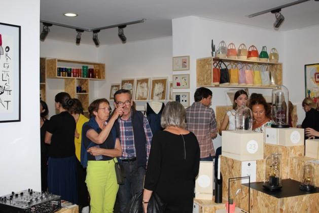 Galerie Marie Ricco à Calvi : Un lieu unique dédié à l'Art contemporain