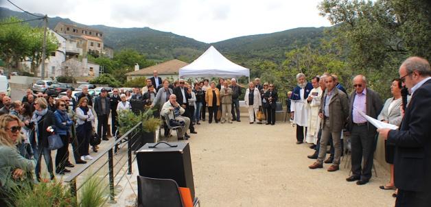 11 morts le 26 Novembre 1943 : Ville-di-Pietrabugno s'est souvenu