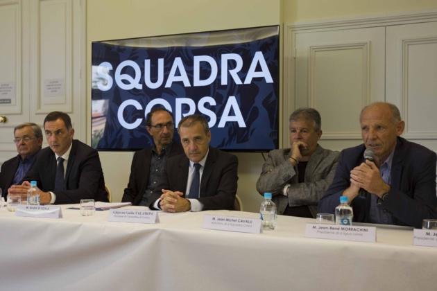 La Squadra Corsa accueillera le Pays Basque le 27 mai à Mezzavia