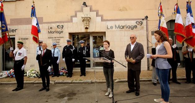 Ajaccio : Hommage à Danielle Casanova et à toutes les Résistantes, connues et inconnues