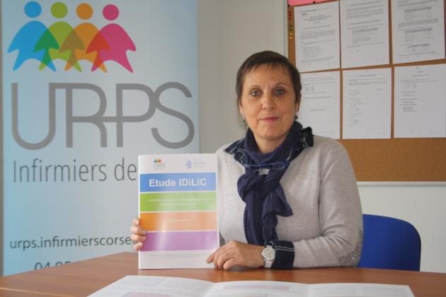 Journée internationale de l'infirmière : L'URPS de Corse dévoile son étude IDILIC