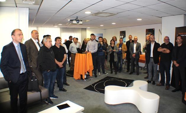La nouvelle Livebox d'Orange présentée à Ajaccio