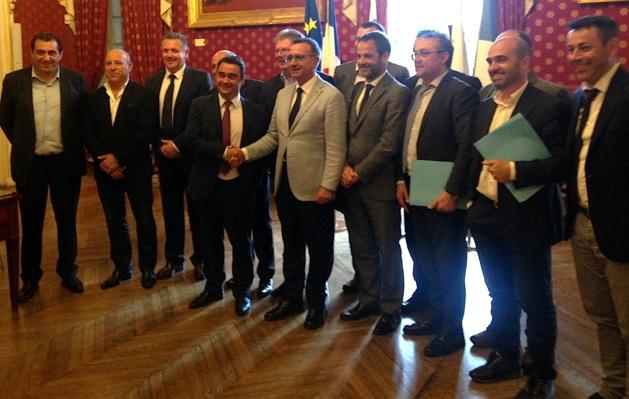 Ajaccio : Rencontre Corse-Sardaigne pour harmoniser le développement