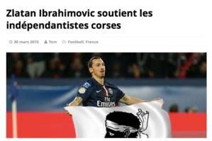 """Le site parodique """"Football France"""" rend hommage à Claude Cesari"""