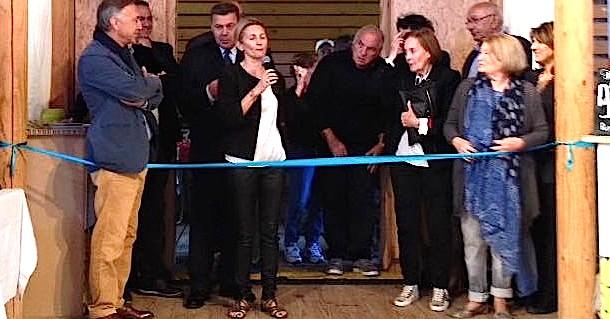Inauguration à Pioggiola des 3èmes Rencontres du Bien-Être en Balagne